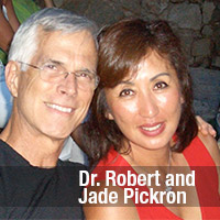 Dr. Robert and Jade Pickron