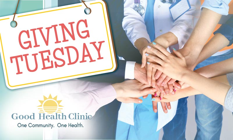 Giving Tuesday Fundraiser